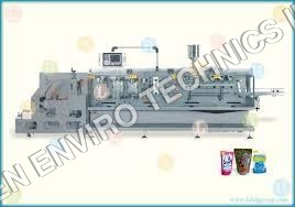 Cup/Glass Filling & Sealing Machine
