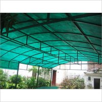 Industrial Fiberglass Sheet Shed