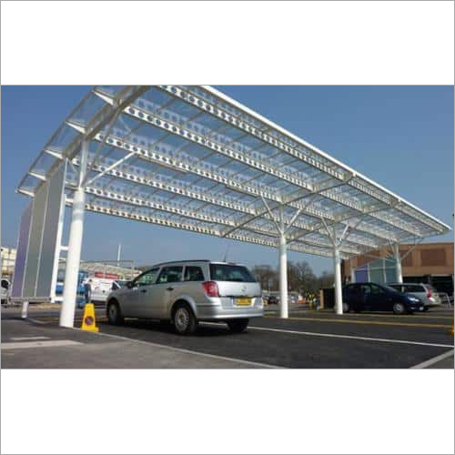 Park Glass Canopies