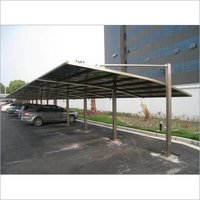 Prefabricated Canopy Structure
