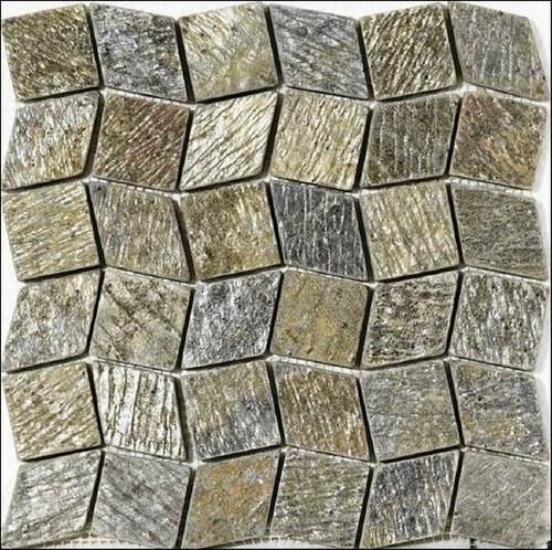 Deoli Green Stone Mosaic
