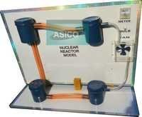 Nuclear Reactor Working Model