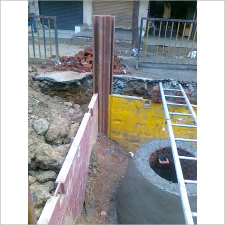 Manhole Trench Shoring Systems