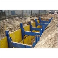 Standard Trench Shoring System