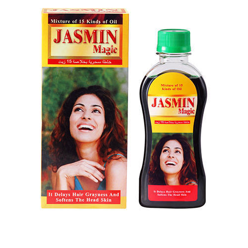 Jasmin Magic Hair Oil