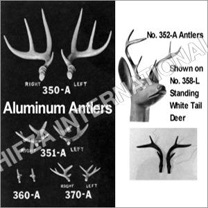 Aluminum Deer Antlers