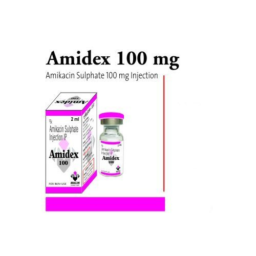 Amikacin Sulphate 100 mg Injection