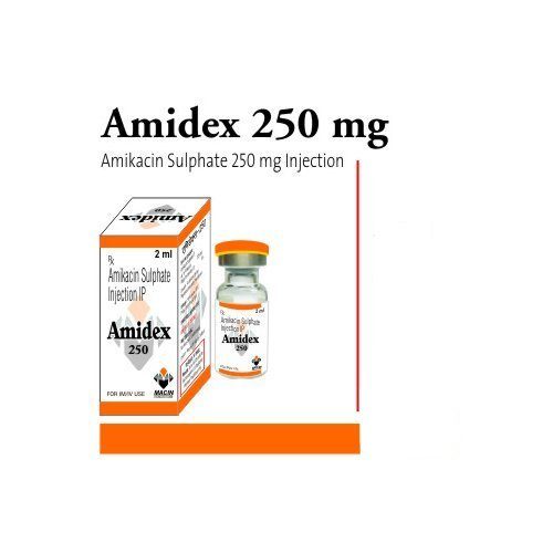 Amikacin Sulphate 250 mg Injection