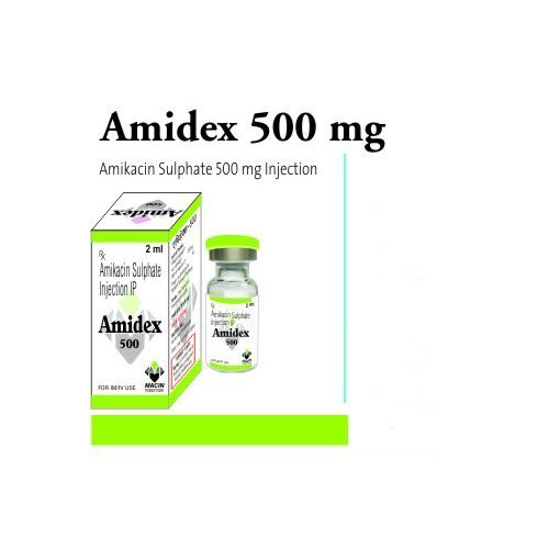 Amikacin Sulphate 500 mg Injection