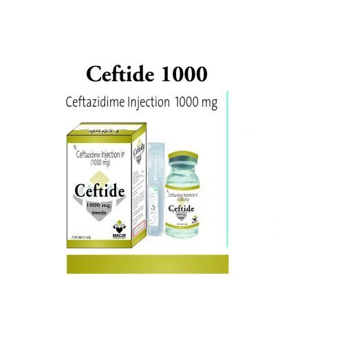 Ceftazidime Injection 1000 mg