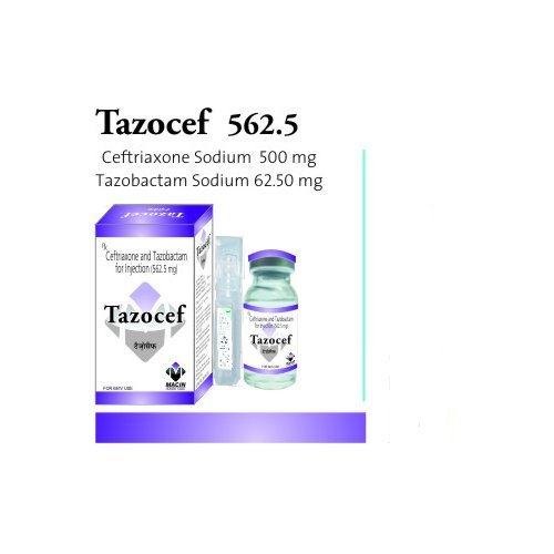 Ceftriaxone Tazobactam Injections