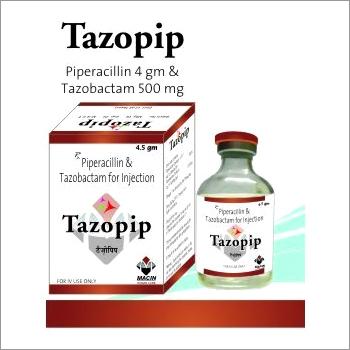 Piperacillin 4 gm Tazobactam 500 mg