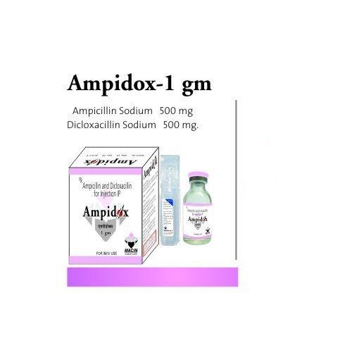 Ampicillin Cloxacillin Injections