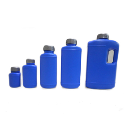 Triangular HDPE  Bottles