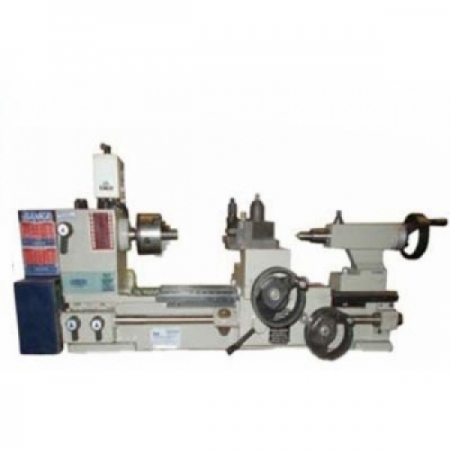 BANKA 30 Mini Lathe - Bed Length 3 Feet - All Gear Lathe Machine