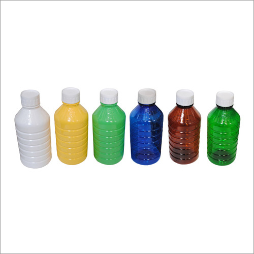 Agro Chemical Pet Bottles