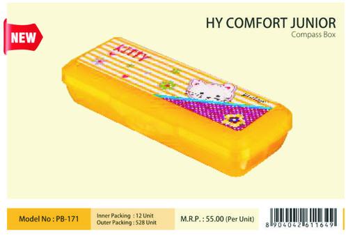 Yellow Compass Box