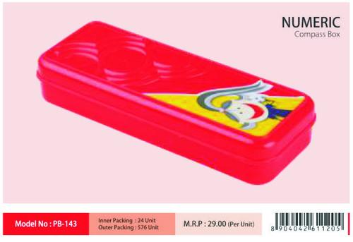 Numeric Compass Box