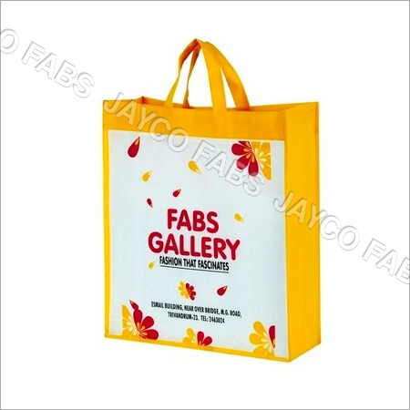 Recyclable shopping bag