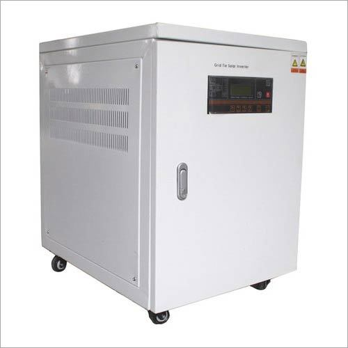 20KW Grid-Tie PV Inverter with MPPT