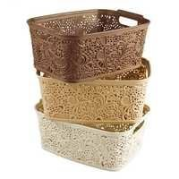 Lace Multi-Purpose Basket