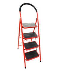 4 Step Iron Ladder