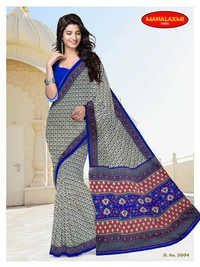 Wholesaler Premium Cotton Sarees