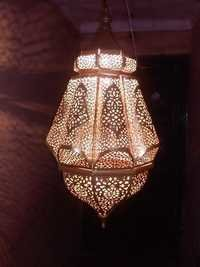 Metal Hanging Lamps
