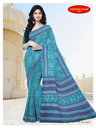 New Designing Cotton Sarees Wholesale