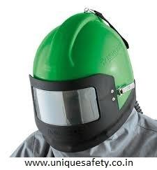 Nova 2000 Sand Blasting Helmet