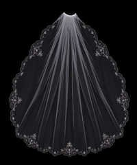 Bridal Veil Embroidery