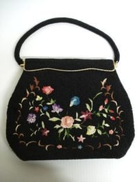 Embroideries for Hand Bags