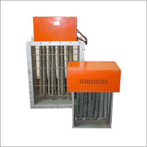 Industrial Heater Bank