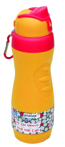 Grip Plastics Bottle