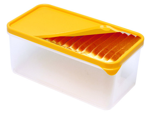 Plastics Bread Box