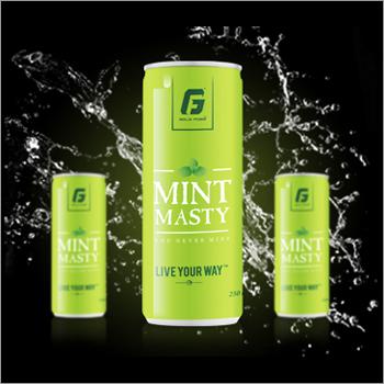 Mint Masty Fruit Drinks