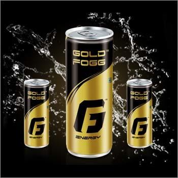 Gold Fogg Energy Drink