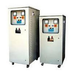 Single Phase Air Cooled Servo Stabilizer
