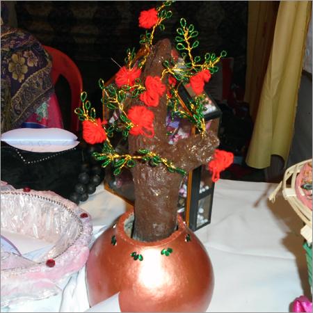 Handmade Beads Tree
