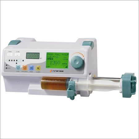 Ambulatory Syringe Pump - Ambulatory Syringe Pump Importer