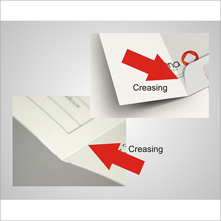 Card Creasing Services