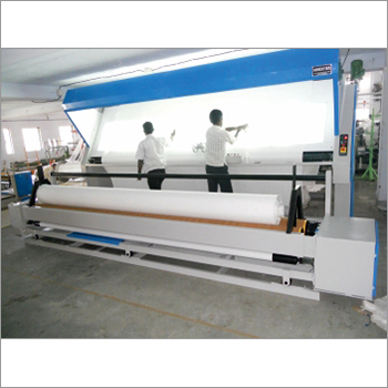 Commercial Fabric Rolling Machine