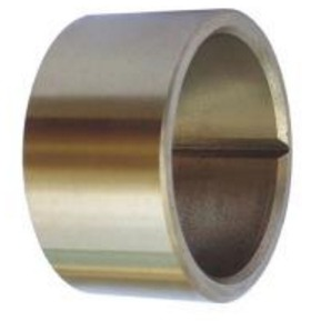 Hydraulic Pump Plate Bush Brass MF.