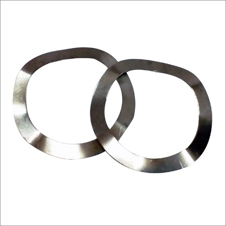 Stainless Steel Wave Washer