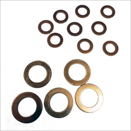 Plain Copper Washer
