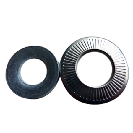 SS Serrated Conical Washer