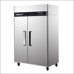 White 2 Doors Refrigerator