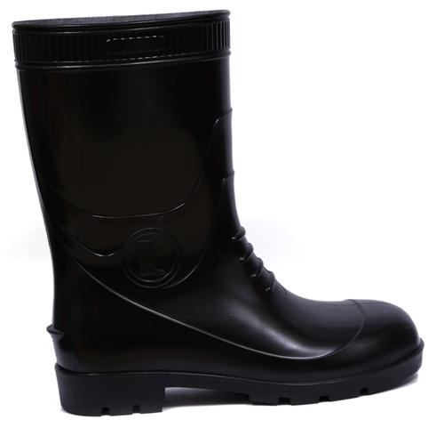 Safety Gum Boot THUNDER 11 BLACK