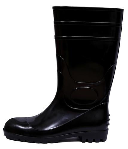 Safety Gum Boot JUMBO 14 BLACK