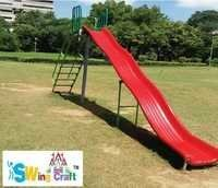 Outdoor Playground Equipment - Wave Slides